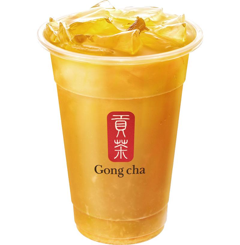 Gong Cha MANGO GREEN TEA