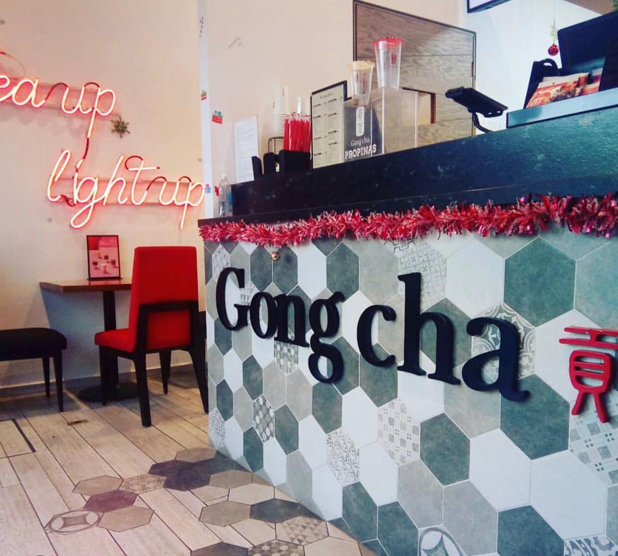 Gong Cha Zona Real
