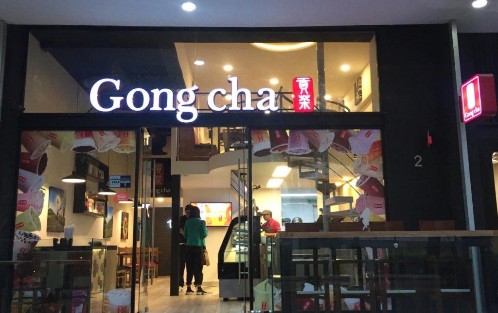 Franquicia Gong Cha México